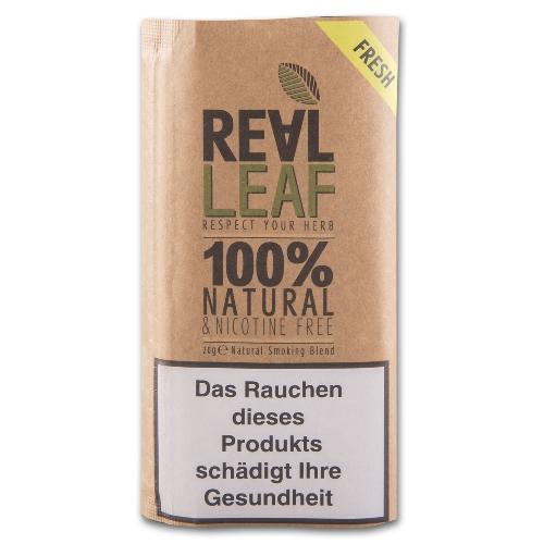 Real Leaf Fresh 20g Kräutermischung 0% Nikotin