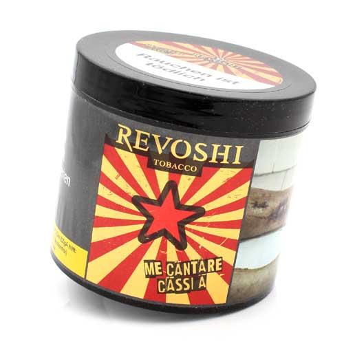 Revoshi Me Cantare Cassia Shisha Tobacco (Granatapfel & Limonade)