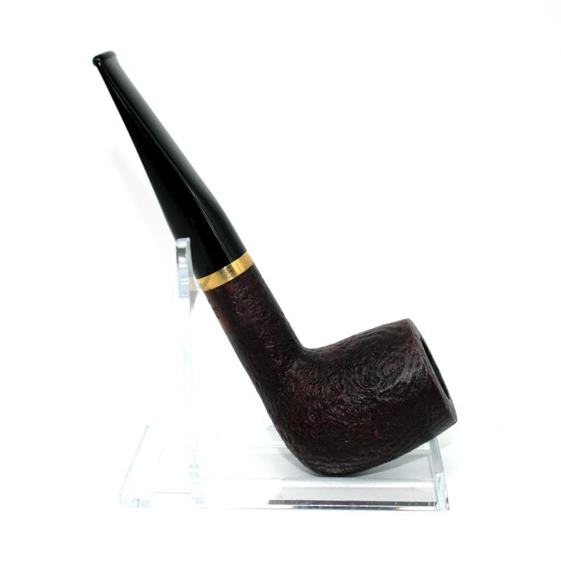 Stanwell Pfeife De Luxe Black 88/9 sandgestrahlt