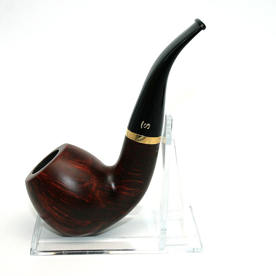 Stanwell Pfeife De Luxe Brown 185/9 poliert