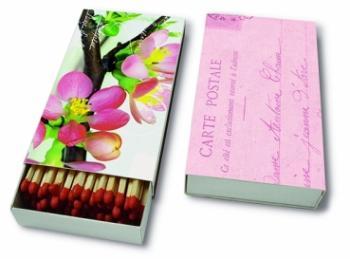 Lange Streichhölzer Kirschblüten
