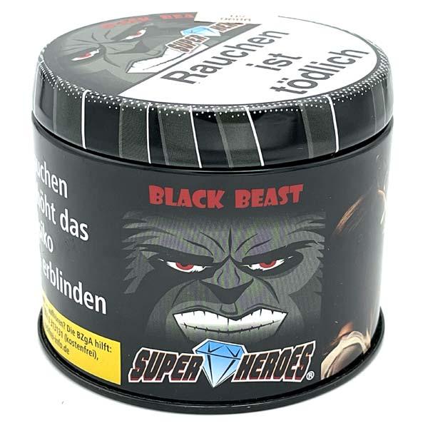 Super Heroes Black Beast 200g Shisha Tabak