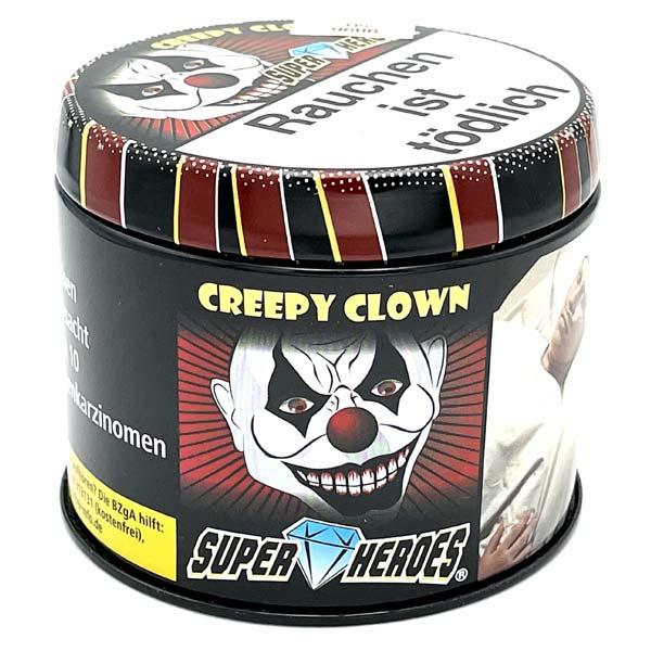 Super Heroes Creepy Clown 200g Shisha Tabak