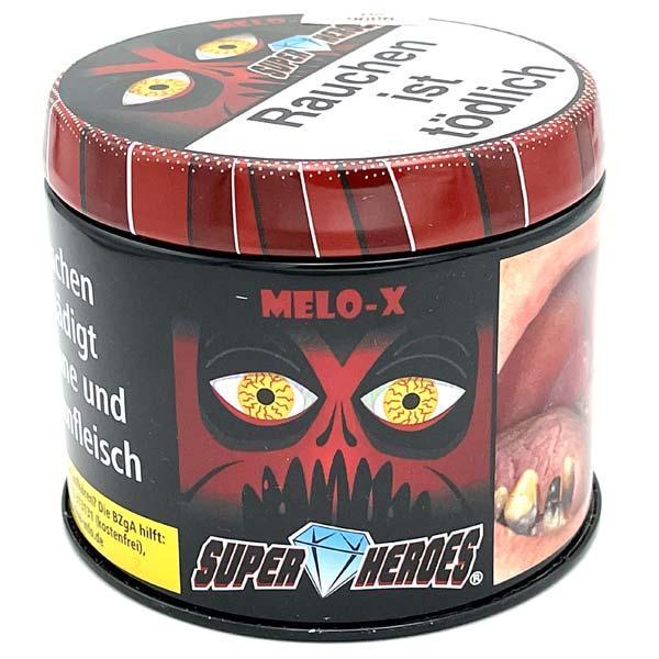 Super Heroes Melo-X 200g Shisha Tabak