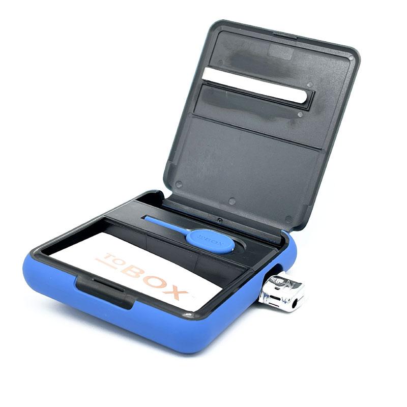 Tabaketui ToBOX Aufbewahrung blau
