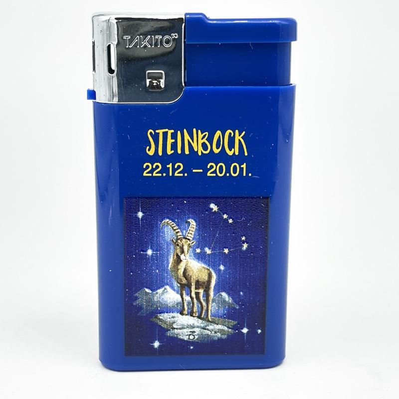 Takito Elektrofeuerzeug Serie Sternzeichen Motiv Steinbock