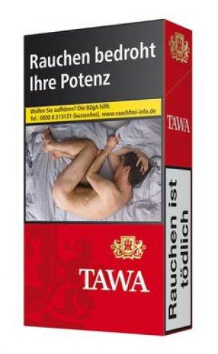 Tawa Red 100 Long Zigaretten (1x20) Einzelpackung