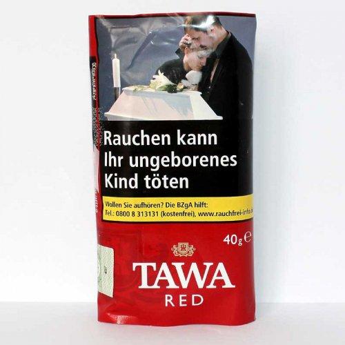 Tawa Red Tabak No 2 35g Pouch Feinschnitt