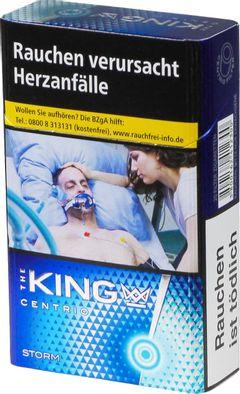 The King Centrio Storm (10x20) Zigaretten