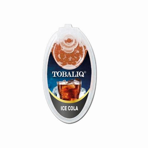 Tobaliq Ice Cola Aromakapseln 1x100 Stück mit Stick