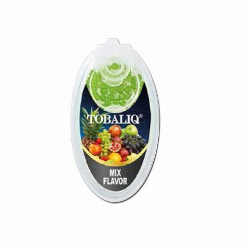 Tobaliq Mix Flavor Aromakapseln 1x100 Stück mit Stick