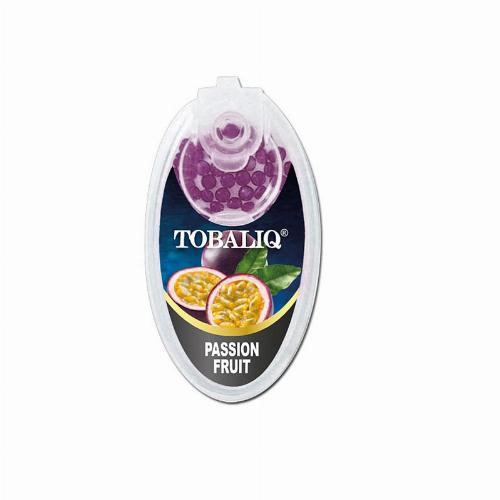 Tobaliq Passion Fruit Aromakapseln 1x100 Stück mit Stick