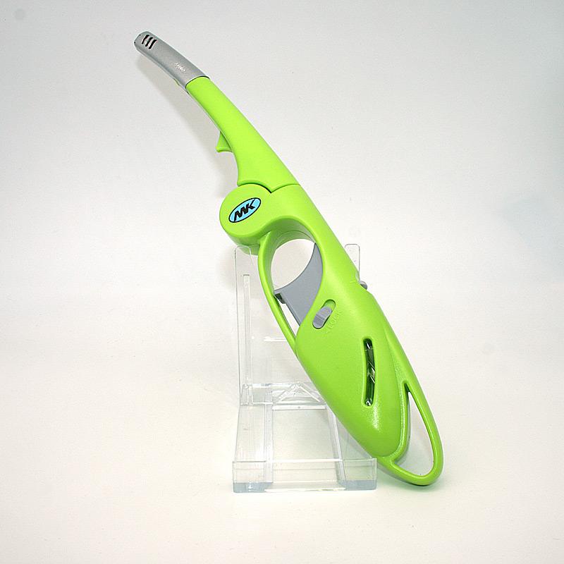 Turbo BBQ Lighter, Turbo Flamme, grün