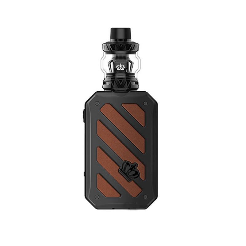 Uwell Crown 5 (V) Kit Schwarz 5ml 200W Box Mod