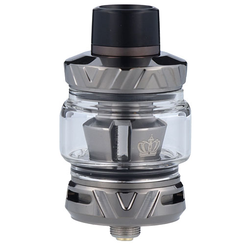 Uwell Clearomizer Crown 5 Set 0,23 + 0,3 Ohm antrazith