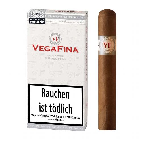 Vegafina Robusto Zigarren 3 Stück