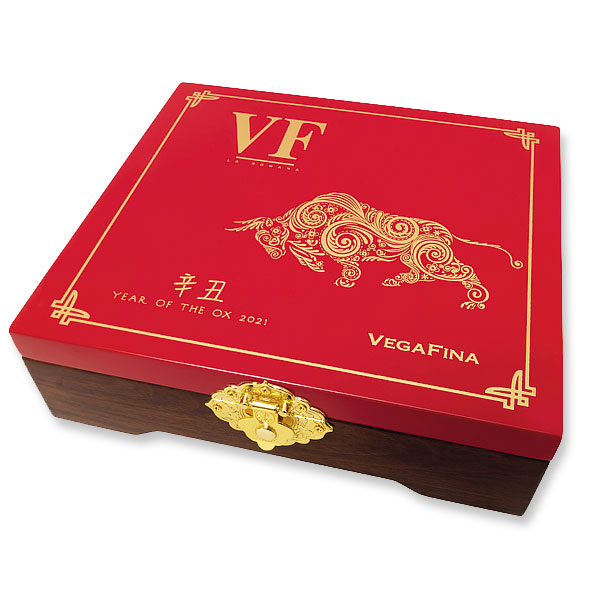 VegaFina YEAR OF THE OX Limited Edition Zigarre