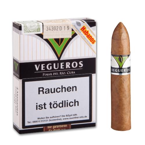Vegueros Mananitas Zigarren 4 Stück