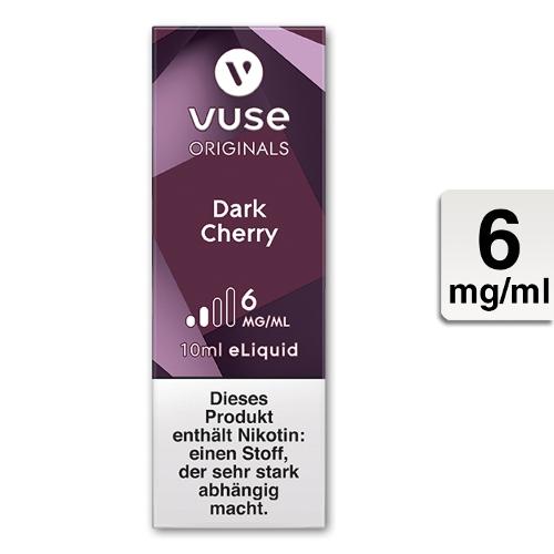 Vuse Bottle Dark Cherry 6mg Liquid