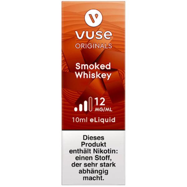 Vuse Bottle Smoked Whiskey 12 mg Liquid