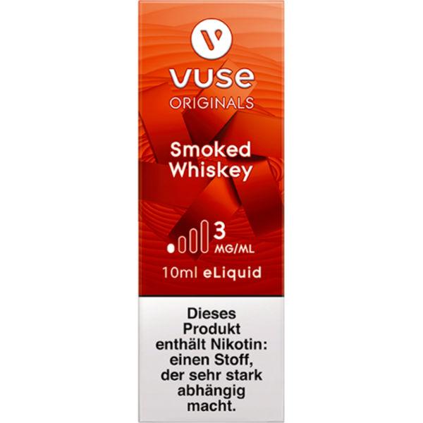 Vuse Bottle Smoked Whiskey 3 mg Liquid