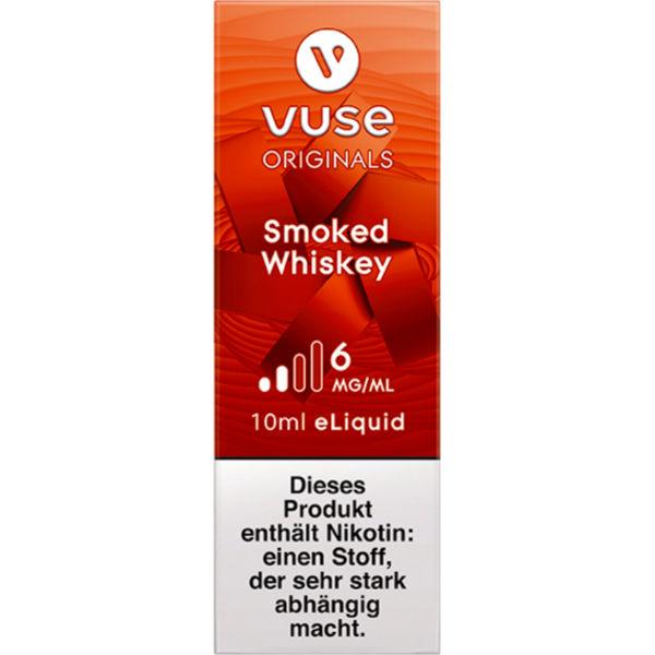 Vuse Bottle Smoked Whiskey 6 mg Liquid