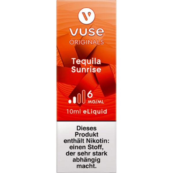 Vuse Bottle Tequila Sunrise 6 mg Liquid