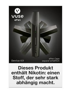 VUSE ePEN Device Kit schwarz