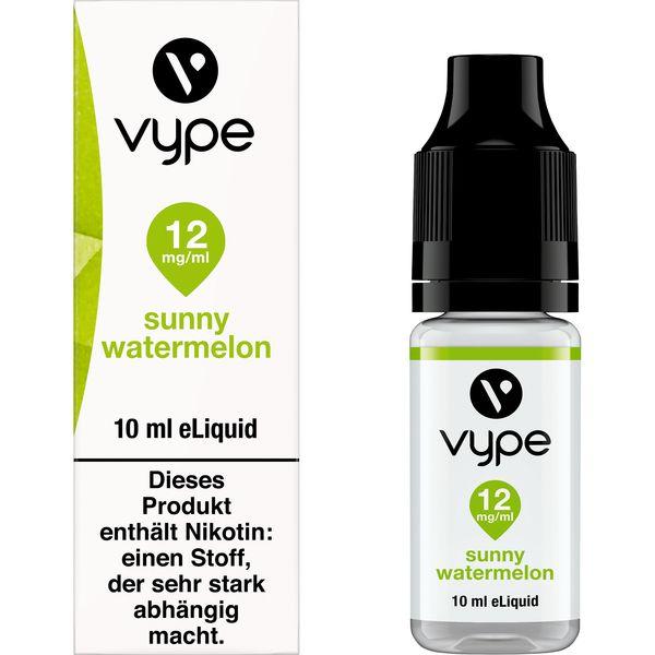 Vype Bottle Sunny Watermelon 12 mg Liquid