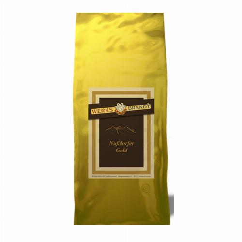 Werksbrandt Kaffee Nußdorfer Gold 1 kg Bohnen