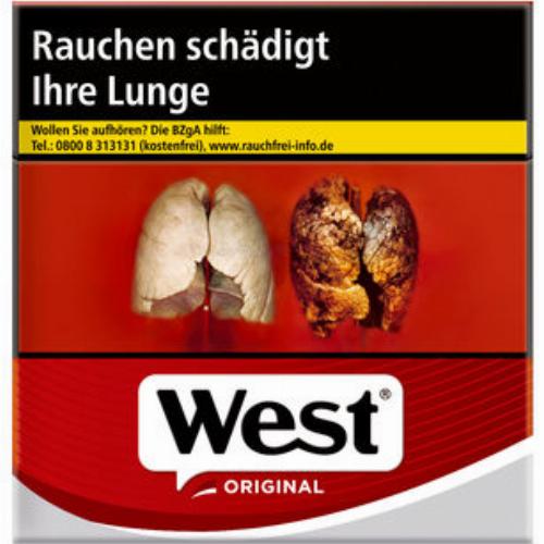 West Red Zigaretten (3x60)