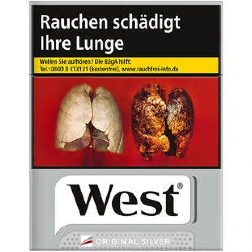 West Silver XXXXL (6x34)