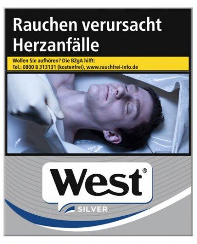 West Silver XXL (8x26)