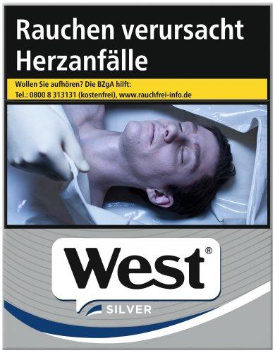 West Silver XXXXL (4x38)