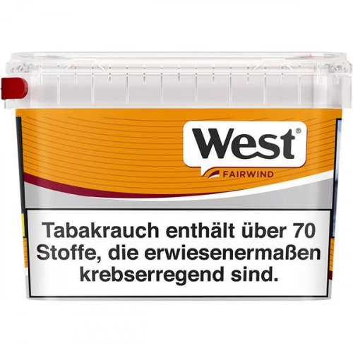 West Yellow Tabak (Fairwind ) 215g Jumbo Box Volumentabak