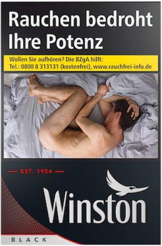 Winston Black XL(10x22)