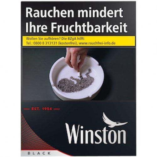 Winston Black XXL (8x25)