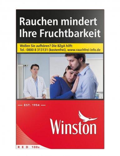Winston Red 100er (8x29)