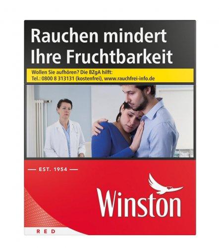 Winston Red XXL (8x25)