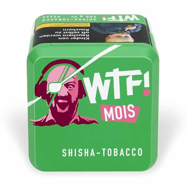 WTF! Shisha Tobacco MOIS Wassermelone