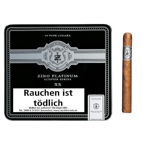 Zino Cigarren Platinum Scepter Series XS