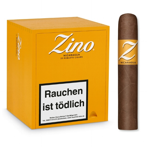 ZINO Nicaragua Robusto Zigarren 25 Stück