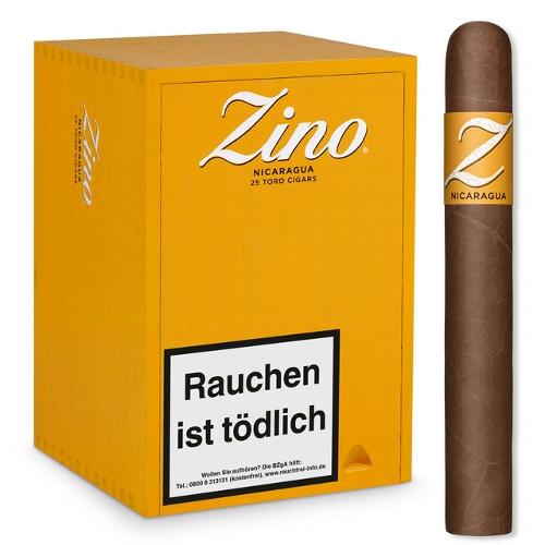 ZINO Nicaragua Toro Zigarren 25 Stück