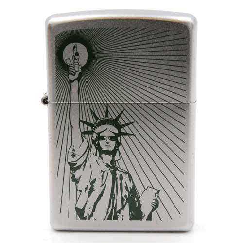 Zippo Feuerzeug Statue of Liberty