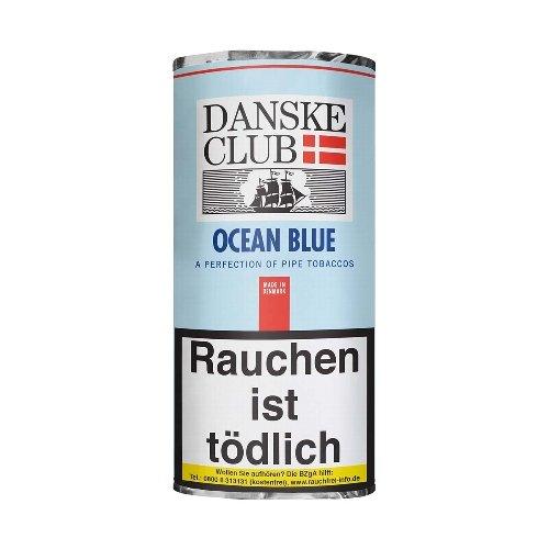 Danske Club Pfeifentabak Ocean Blue (ehem. Sambuca) 50g Päckchen