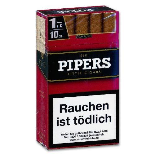 Pipers Little Cigars Red Cherry Zigarren