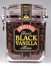 Danish Black Vanilla 200g Pfeifentabak Glas (ARTIKEL WURDE EINGESTELLT)