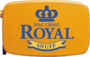 Royal Mac Craig Snuff 7g