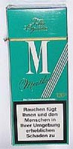 M Menthol Zigaretten