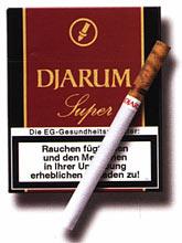 Djarum Super 20er Zigaretten (ARTIKEL  WIRD NICHT MEHR HERGESTELLT)